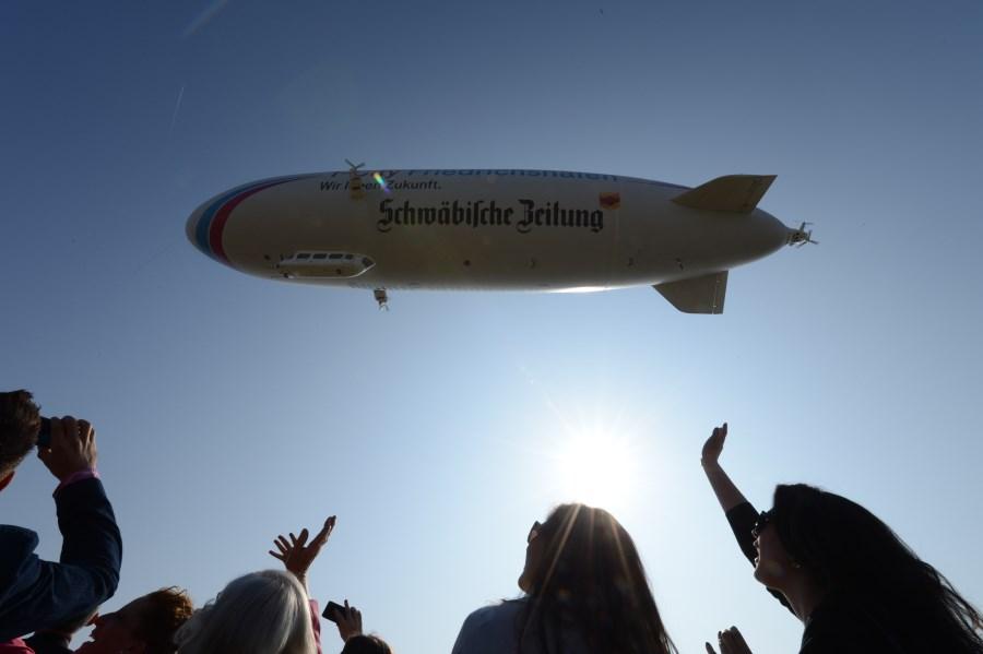 Zu den Trauterminen im Zeppelin